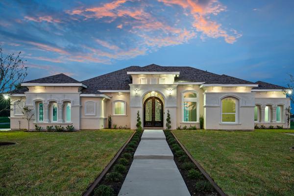 Custom New Home Builder in the RGV | Waldo Homes | Award-Winning